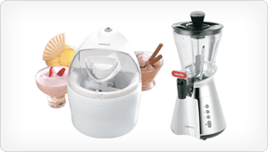 Smoothie & Ice Cream Maker Spares